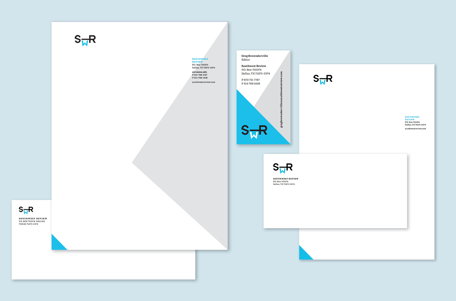 SwR Stationery