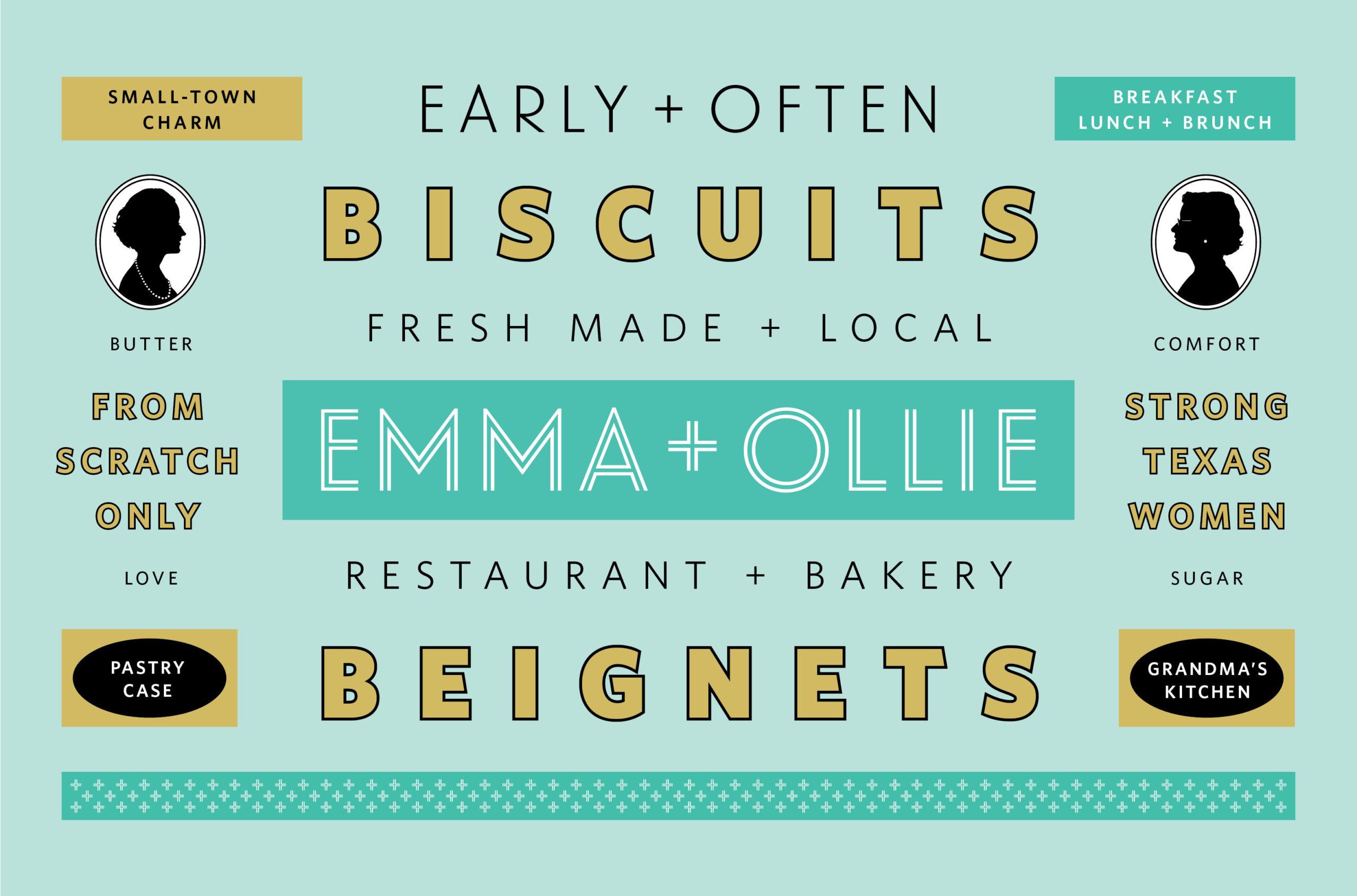 E+O brand elements