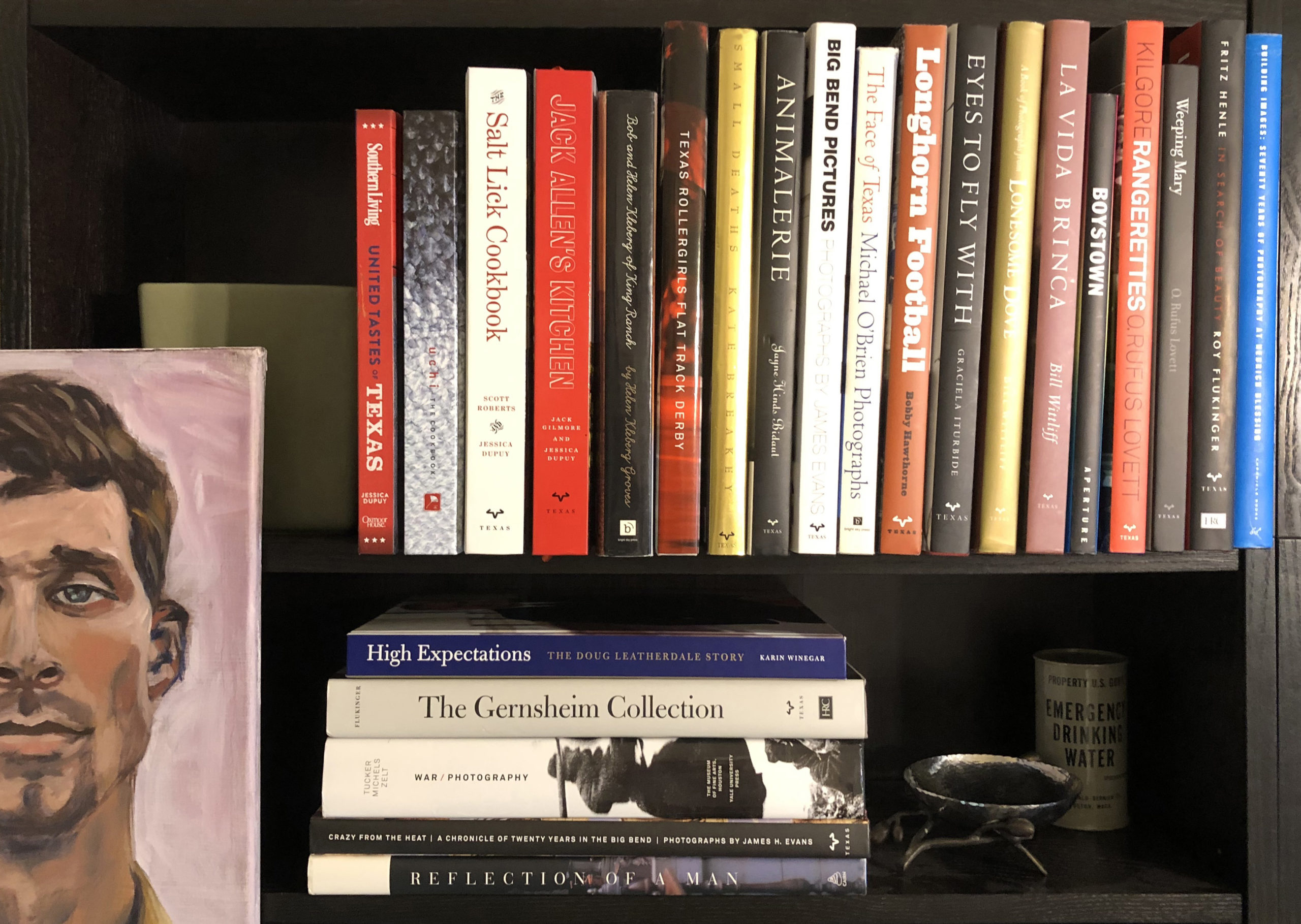 Bookshelfed