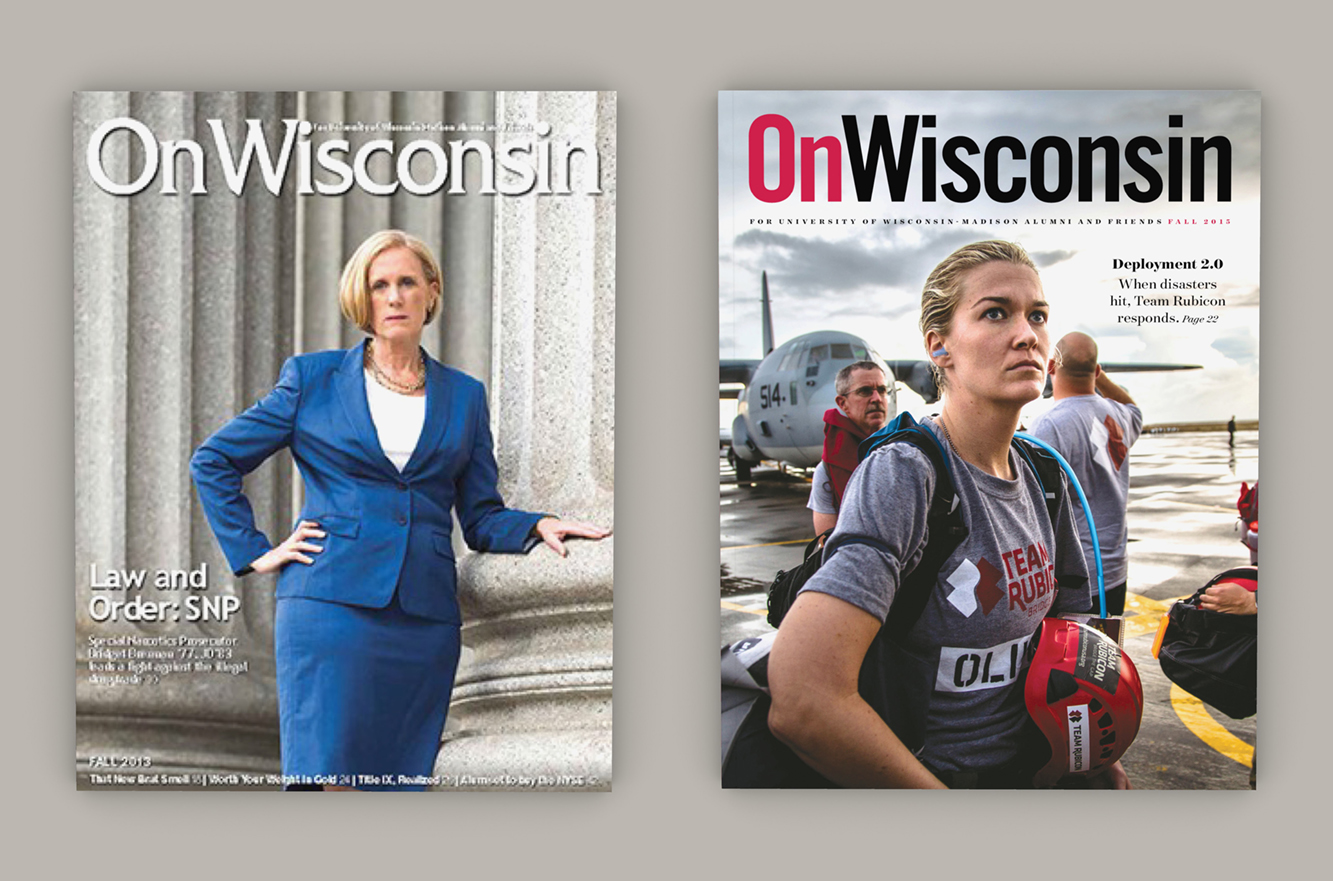 On Wisconsin Alumni Magazine